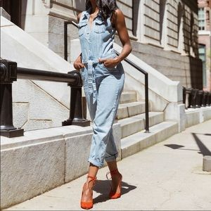 Cutest Denim jumpsuit!!!